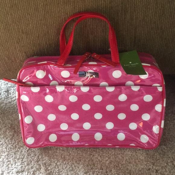 0f1feee255 Kate Spade Lg Manuela Cosmetic Bag